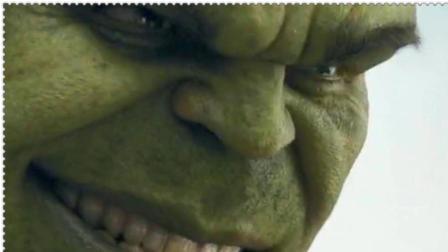 网上广为流传的黑寡妇与绿巨人动态图出处,浩克的表情也太邪恶了!精彩片段欣赏