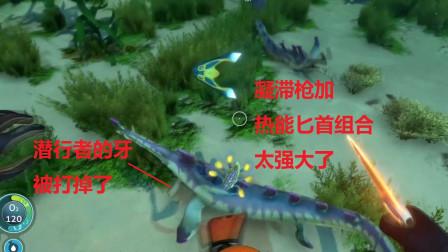 深海迷航34:我对海蛾号升级大改造,并学会了凝滞枪的运用