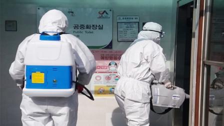 快讯!韩国新增476例新冠肺炎确诊病例,累计确诊4212例