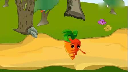 植物大战僵尸:无聊的胡萝卜