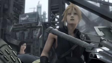 最终幻想7,这部电影居然是05年上映的