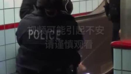 芝加哥男子拒捕被警察连开两枪,这段视频引发争议