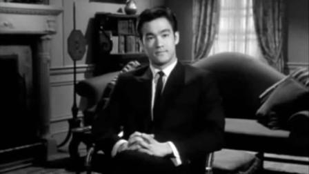 绝版!李小龙1965年好莱坞面试,现场演绎功夫精髓!