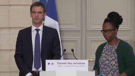 法国民众买口罩需要医生处方,卫生部:没生病没必要戴!