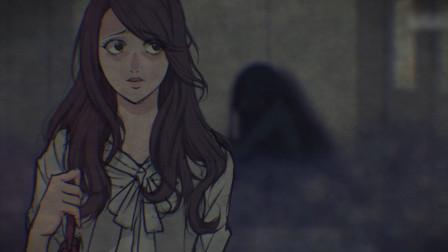 孤男寡女在电梯里,竟然没发现身后还有个女人,她从哪出来的?