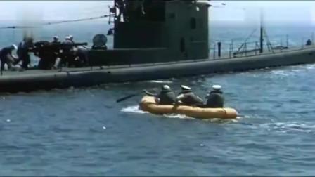 美军潜艇用奇招躲过敌舰,最终用鱼雷进行反将其击沉