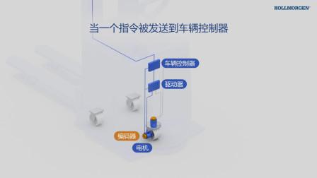 AGV基础 - AGV如何转向和执行命令