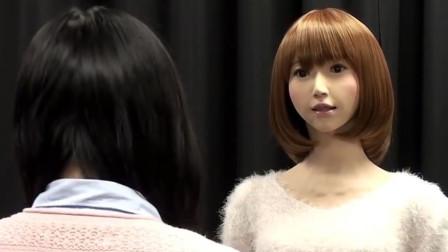 """日本推出""""女性机器人"""",外观和人体相似,内部结构让人赞叹!"""
