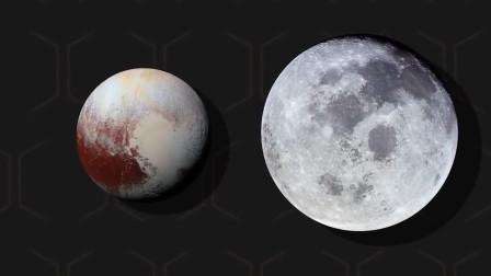 零下229度的冥王星,它的沙丘是怎么形成的?科学家:或是冰粒组成!