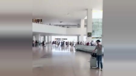 这就是中国投资18个亿给巴基斯坦建的国际机场!