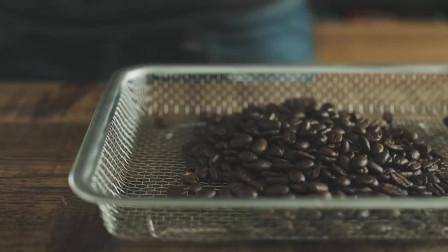 超级简单的咖啡豆巧克力,买烘焙好的咖啡豆就可以直接做了~~~~~