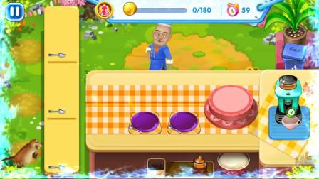 熊出没全集 游戏大全 光头强开启自己的糕点师生涯