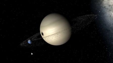 土星环正在消失,对地球有什么影响?会引发流星雨吗?
