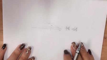 韩式平眉纸上画法演示讲解,零基础自学纹绣视频教程