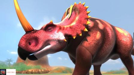 霸王龙 恐龙世界动画片t 恐龙总动员 恐龙乐园 恐龙当家192