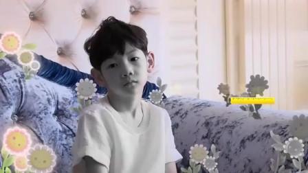一起出发吧:导演问杨雨辰喜欢爸爸在家吗?雨辰说不太喜欢
