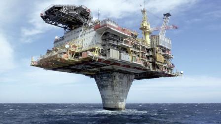 南海传来大好消息!中国钻井平台探测到上千亿方油气田