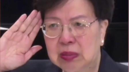 世界卫生组织前总干事陈冯富珍含泪向所有医务人员致敬!
