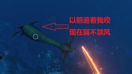 深海迷航36:骨鲨也不是对手,充满信心再探二号基地