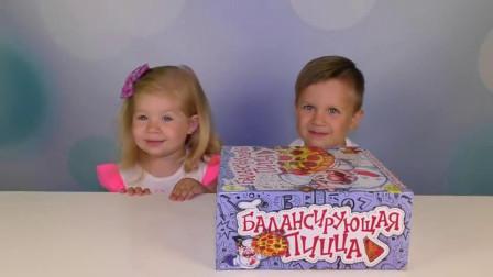 萌娃小可爱们当起了 小厨师,今天准备做披萨,萌娃:拿出真本事吧
