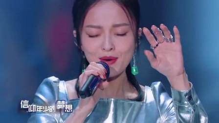 张韶涵王晰对唱《黎明前的黑暗》,低音炮与高音天籁的结合,却惨遭差评?