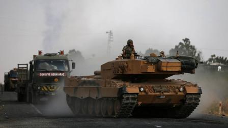 不计伤亡,土耳其联军孤注一掷,连续对俄叙发动猛烈进攻