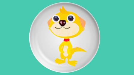 水果拼盘 猫鼬