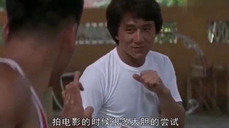 当有人问成龙:你能打赢吴京对吗?成龙的回答太绝