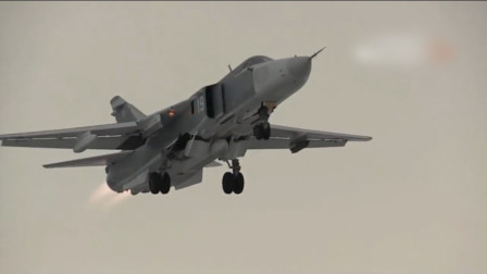 为无人机复仇?土耳其F16击落苏24,不惜与俄罗斯翻脸