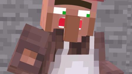 我的世界动画-村民 vs 小鸡-SPAWNER