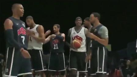这是我见过的最强美国男篮,没有之一