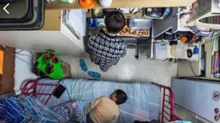 """香港打算预售""""棺材房"""",面积才10多平米,售价却高达200万"""