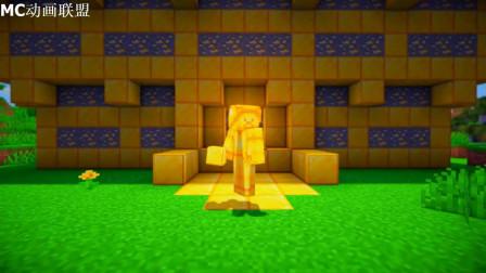 我的世界动画-为什么没有金子门-Orepros