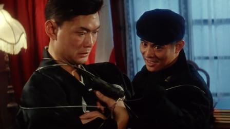 冒险王:李连杰再度大战拳王周比利,这打戏依然这么精彩过瘾!