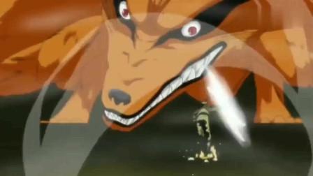 火影忍者: 别的尾兽都是驯服的 只有九尾是吃丸子吃服的