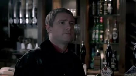 神探夏洛克:夏洛克带着华生去小镇查案,没想到被误会是情侣,华生很尴尬
