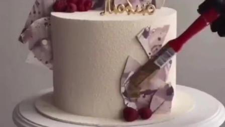 原来老外做蛋糕比中国人还有创意,他们的脑洞就是大,这个蛋糕得多少钱?