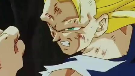 龙珠:小布欧太厉害了,孙悟空这波攻击对他没用