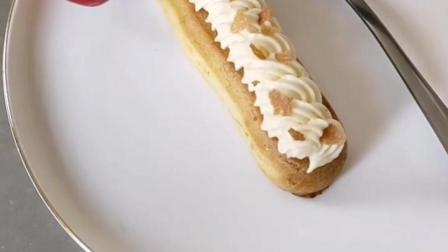 福建厦门泉州福州面包师培训收费?闪电泡芙,集颜值和内涵于一身的甜点。