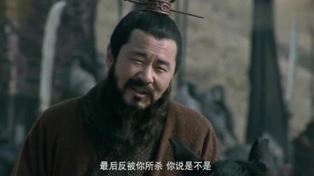 新三国:曹操足智多谋,欲用言语收买吕布,与他结盟一同天下