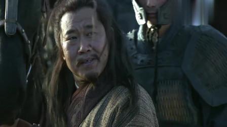 新三国:龙广愿跟随刘备回荆州,刘备意外,此人才识不在孔明之下