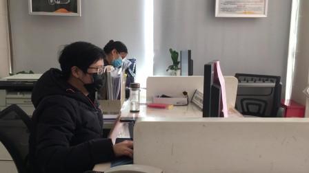 疫情期间人在美国 中银富登上饶村镇银行开启越洋视频给客户办理签署