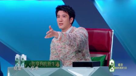《天赐的声音》:陈志朋在演绎张国荣的《我》是,王力宏直言把我带到了张国荣那个时候!