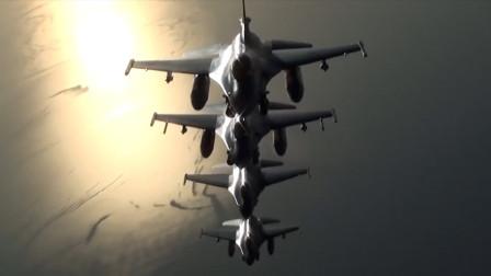 F16是如何击落苏24的?预警机把控全场,苏35都无可奈何