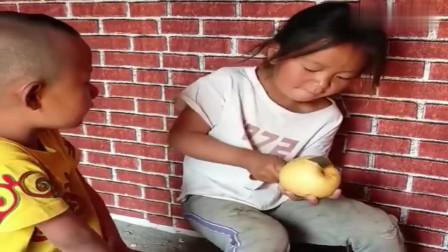 广西农村小女孩厨艺了得,这菜也做得太熟练了