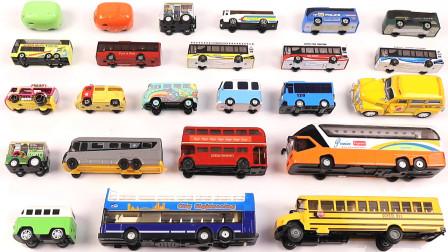 汽车巴士赛车迷你玩具展