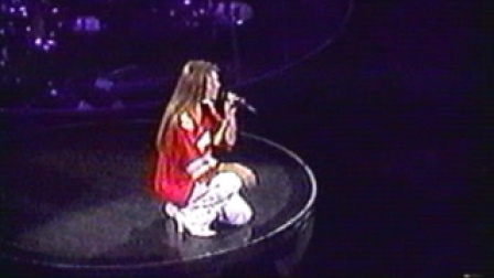 【CelineCN】独家 Celine Dion - Tell Him (Duet Barbra Streisand) @ Columbus 1999