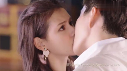 亲爱的公主病:霸道少爷:不就是初吻吗?还给你,女孩一下懵了