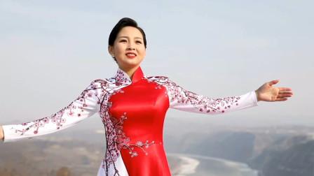 陕北新民歌《我的陕北我的歌》演唱:马田子