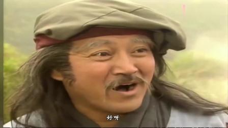 港剧:九阴真经果然神奇,连内功尽失的洪七公,也能起死回生